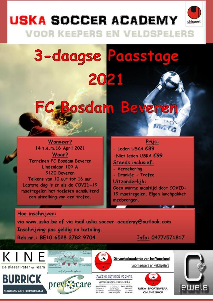 Affiche Paasstage 2021 Bosdam BeverenCOVID-19 maatregelen 3_page-0001