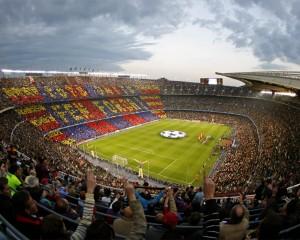 Stage Barcelona