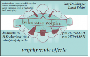 BVBA Casa Volpini